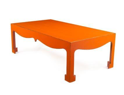 Superb Dear Santa: Please Bring Me This Orange Coffee Table This Year.