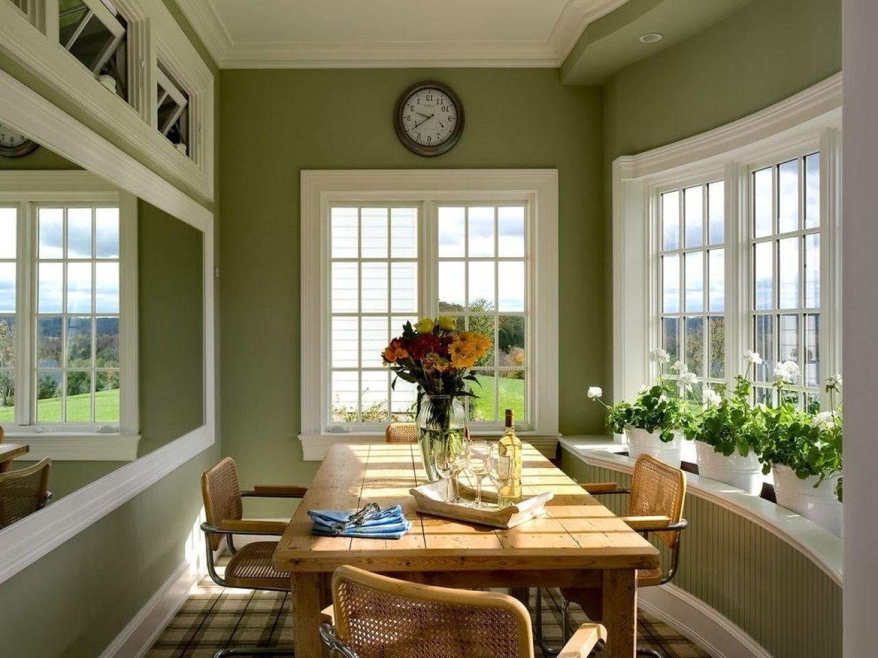 Green Kitchens That Will Make You Envious   Green kitchen ...