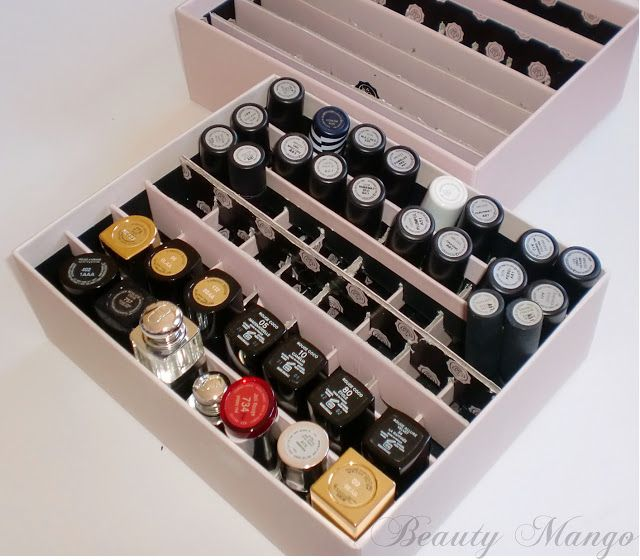10 lipstick storage solutions you put it on diy pinterest beauty mango diy lipstick storage its in german but has pictures solutioingenieria Gallery