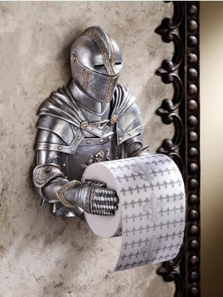 "For Jordan's ""man-cave"" bathroom.... hahaha"