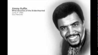 Jimmy Ruffin What Becomes Of The Brokenhearted Hq Via Youtube Music Memories Soul Music