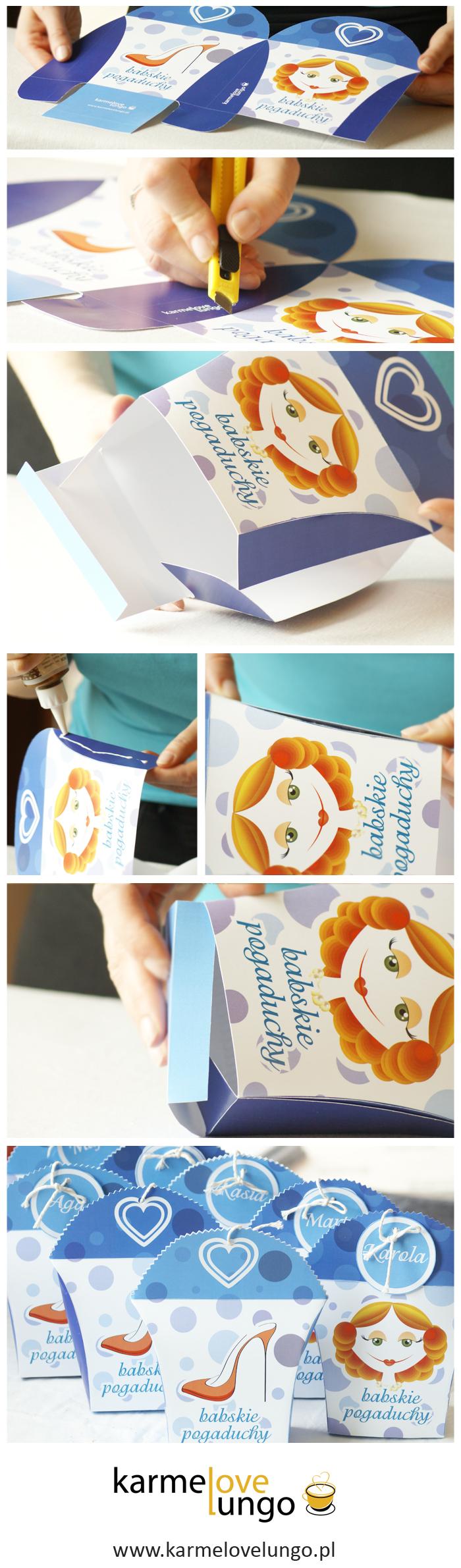 pocket, box, free template