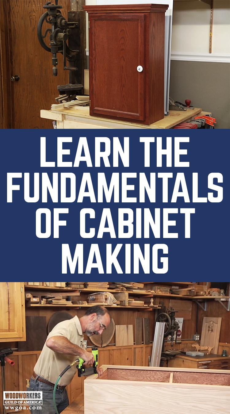 Fundamentals of Cabinet Making   Cabinet making ...
