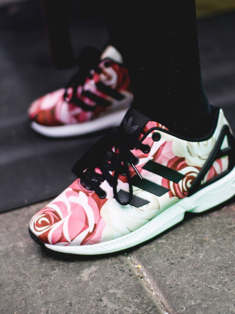 adidas torsion rose