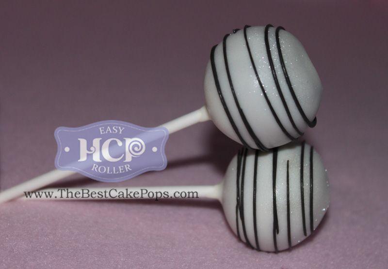 Favorite cake pops by hcp easy roller white sprakle