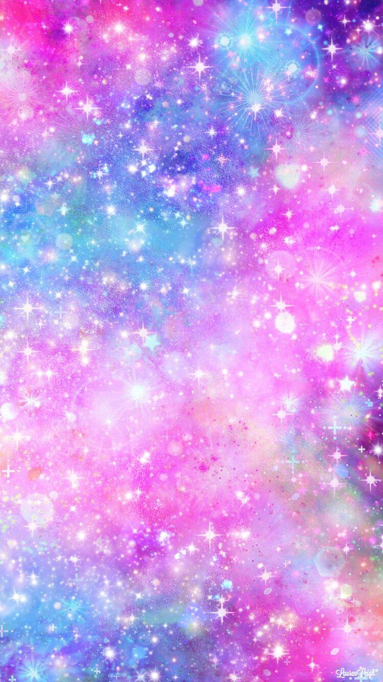 Pastel Galaxy Iphone Wallpaper Girly Purple Galaxy Wallpaper Pastel Galaxy