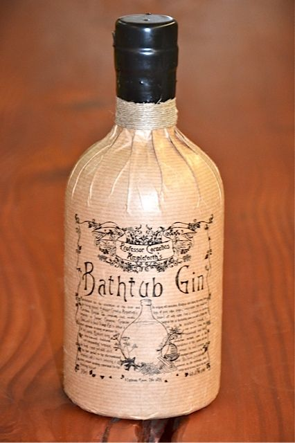Gin - Old English Gin by Hammer & Son / 70cl / 44