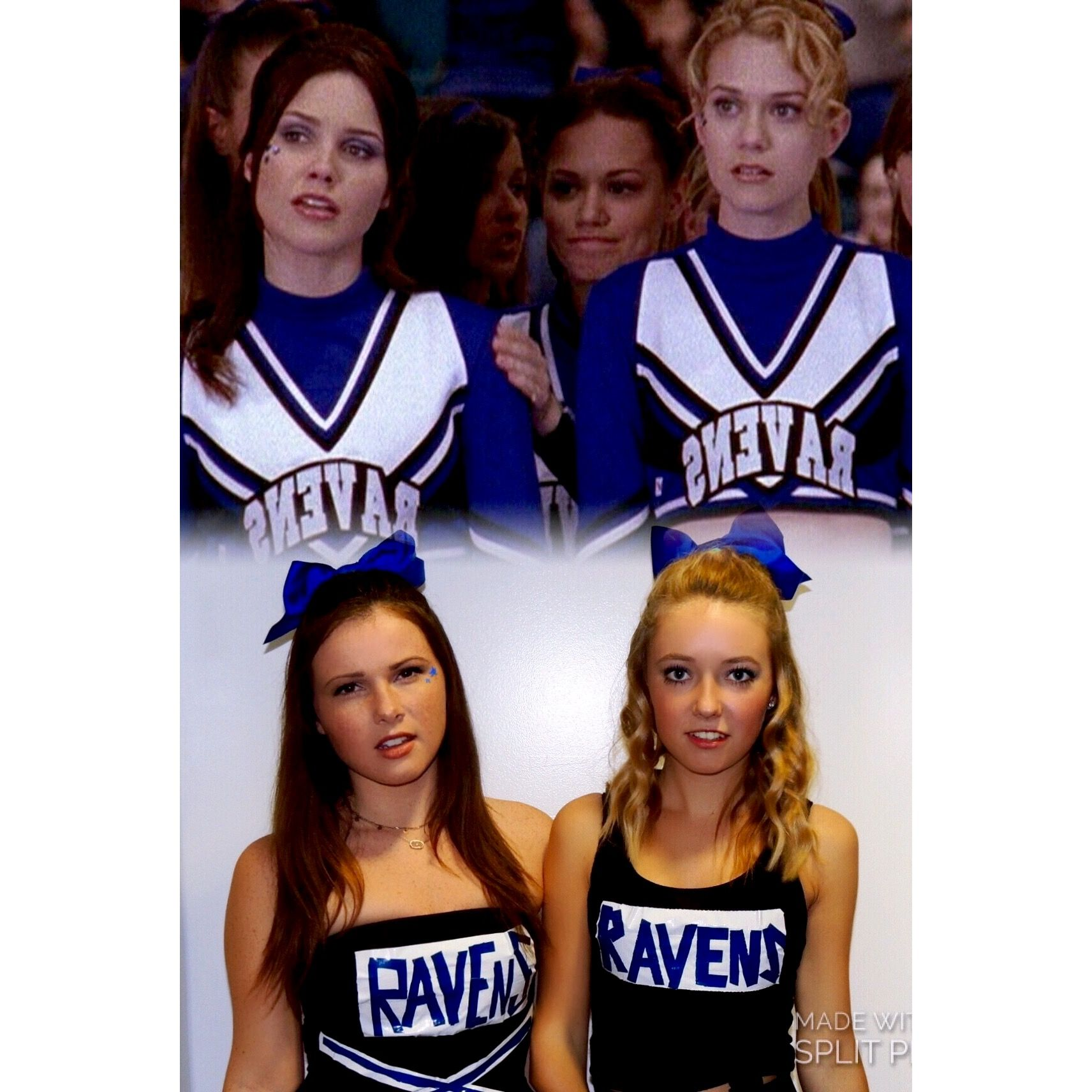One Tree Hill Diy Brooke And Peyton Halloween Costumes #onetreehill # Halloween #costume #college