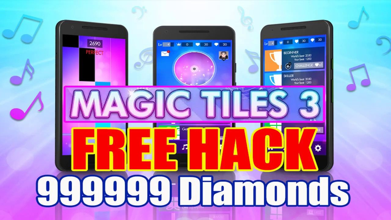 Magic Tiles 3 Hack for Android Free Download apk in 2020