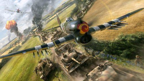 Hawker typhoon hd desktop wallpaper aviation art pinterest hd hawker typhoon hd desktop wallpaper fandeluxe Gallery