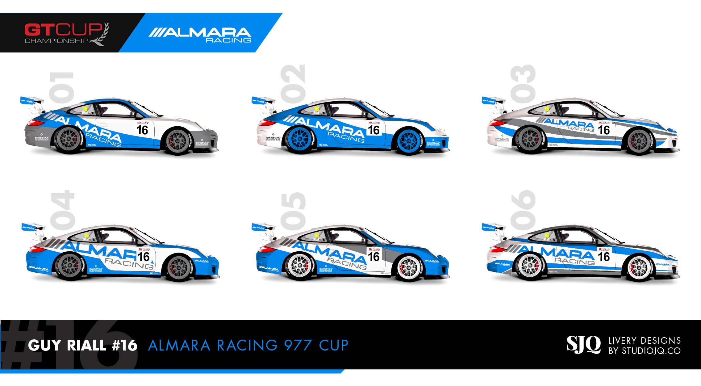 Dribbble Almara_Racing_Livery.png by STUDIOJQ Racing