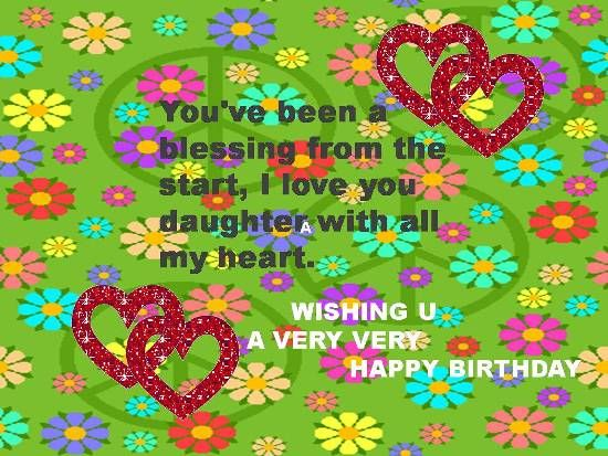 Free Birthday Cards – Free E Birthday Cards for Daughter