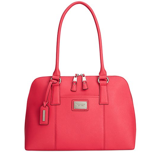 Tignanello Clean  Classic Leather Accordian Satchel - Available at Macy's!