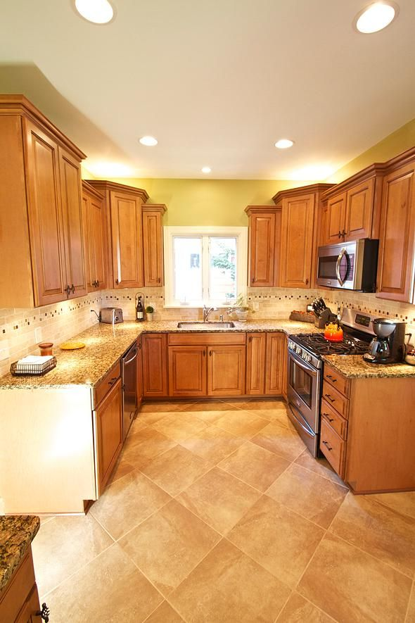 We Are Offer A Variety Of Kitchen Remodeling Projects Including Tile
