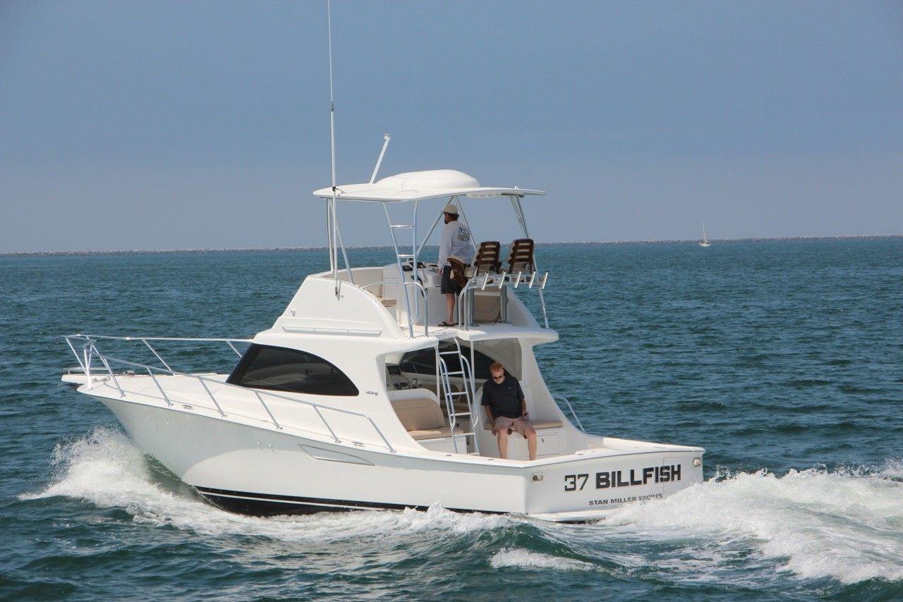 2018 Viking 37 Billfish SOLD by Stan Miller Yachts