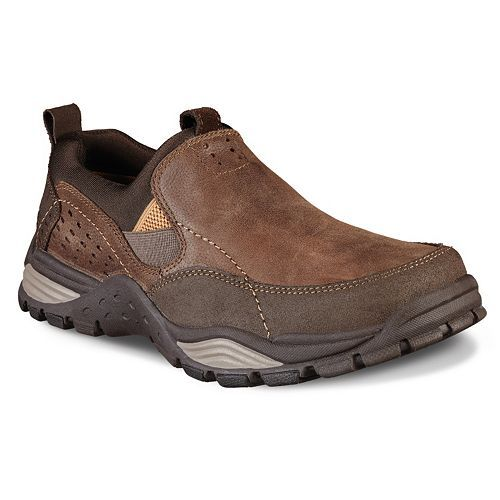 Buying Now Skechers Relaxed Fit Trexmen Defiance Men's Slip-On Shoes