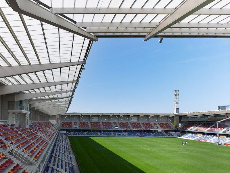 Cjwho Pasaron Stadium Acxt Arquitectos Estadios Arquitectos Estadios Del Mundo
