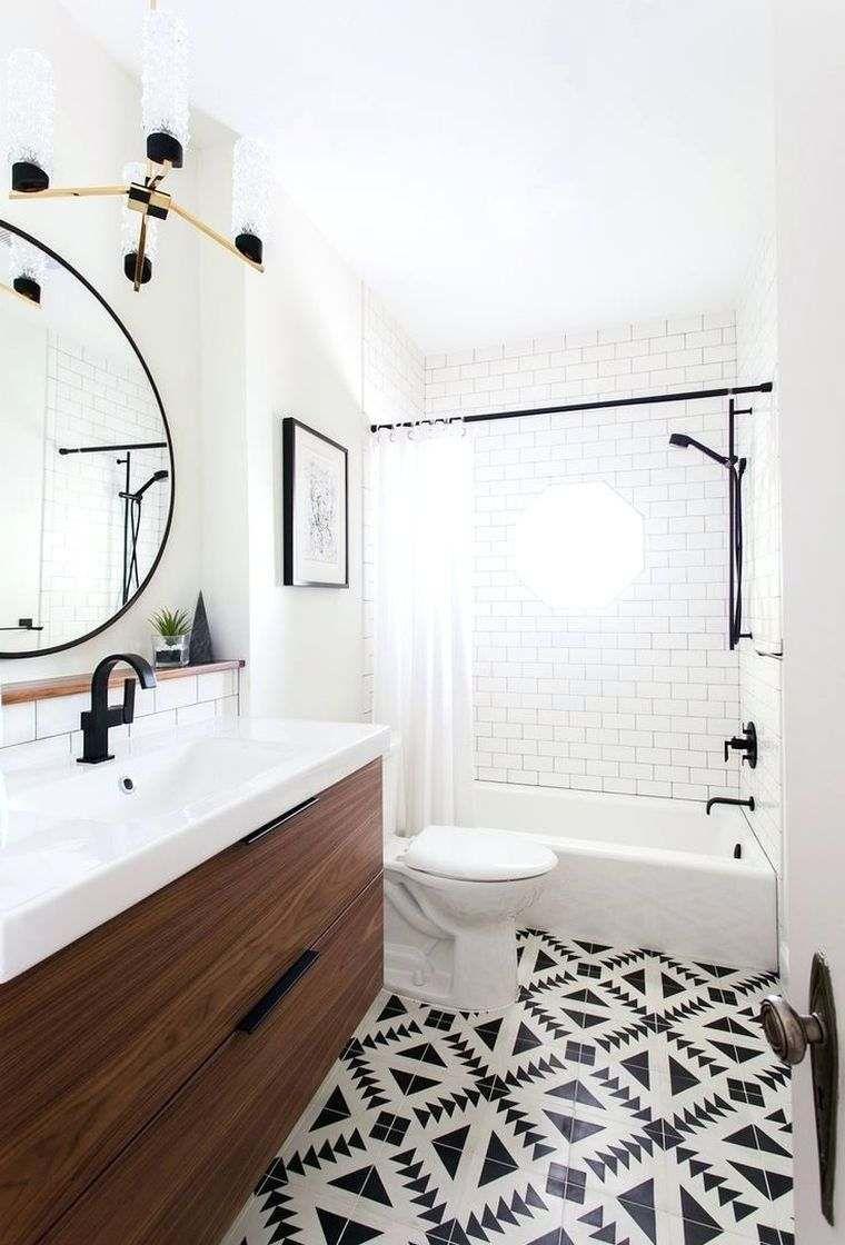 6 White Bathroom Ideas for a Peaceful Vibe - Houseminds
