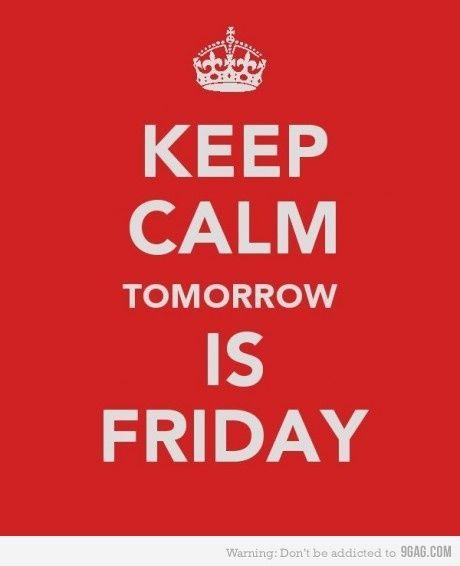 Mañana es Vierneeees!!!!! \o/\o/\o/