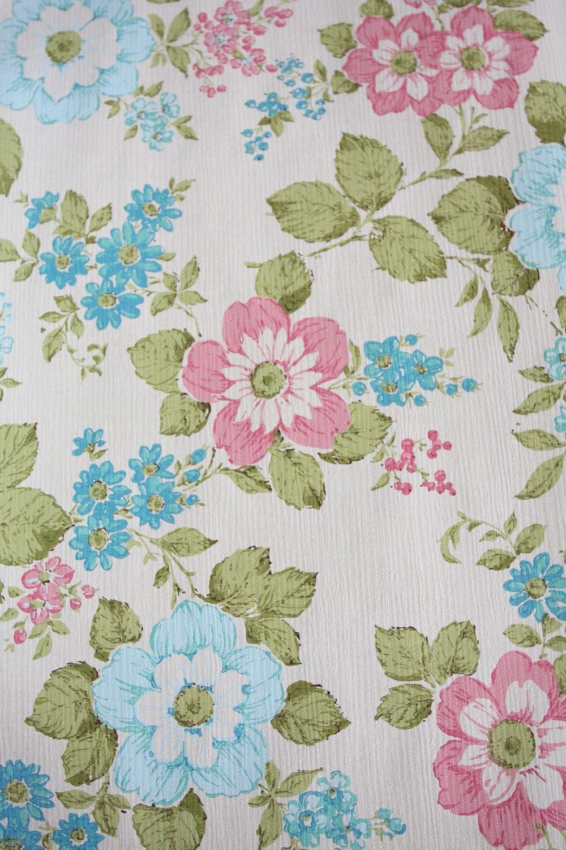 shabby chic wallpaper Tapeten, Teppich, Stoffe