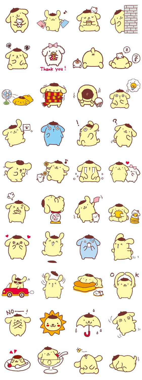 Pin By Fang On Line Pinterest Sanrio Kawaii And Doodles
