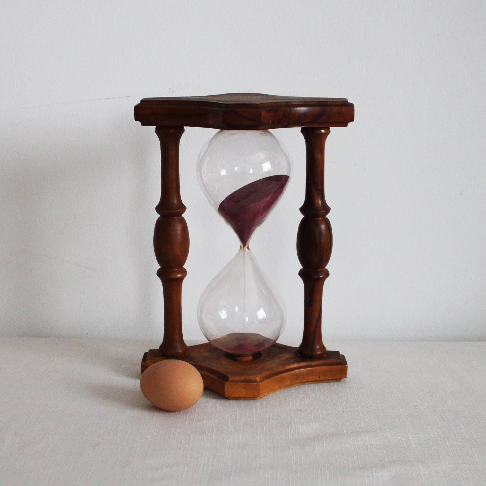 office ideas for valentines day. Vintage LARGE 24 Minutes Hourglass Sand Timer Clock Wooden Office Desk Decor Easter Gift England Ideas For Valentines Day N
