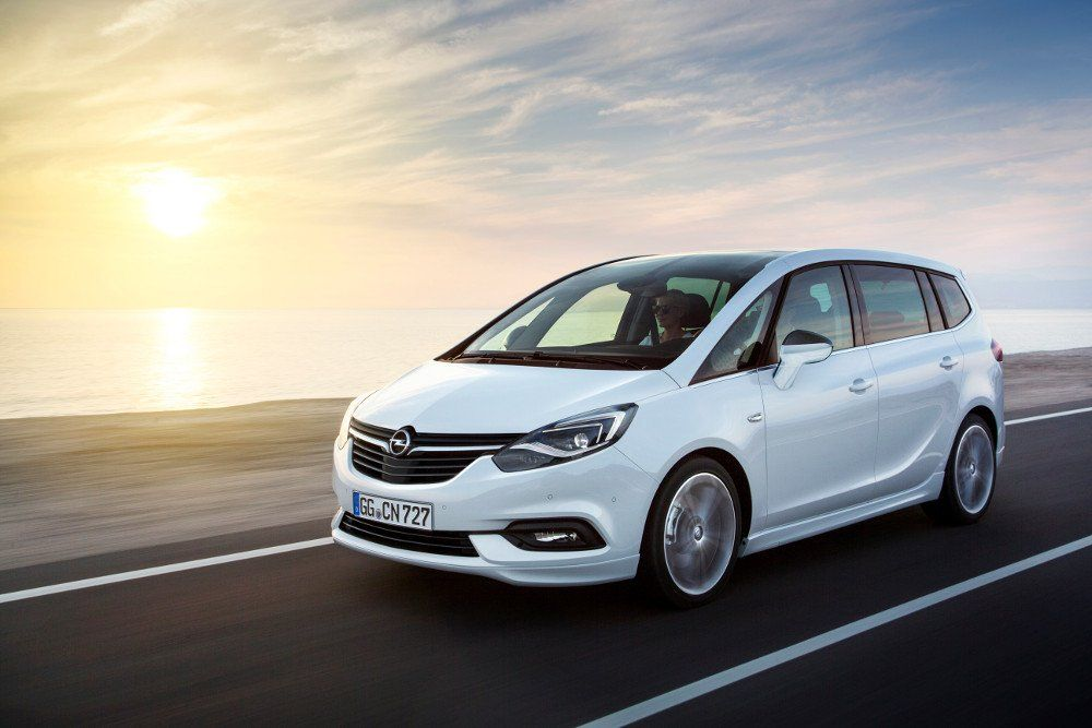 Opel Zafira Tourer 2016 Facelift Opel Had End The Bumerang