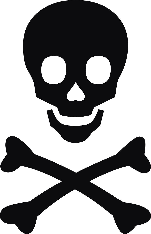 Skull and crossbones google search atividade escolar em