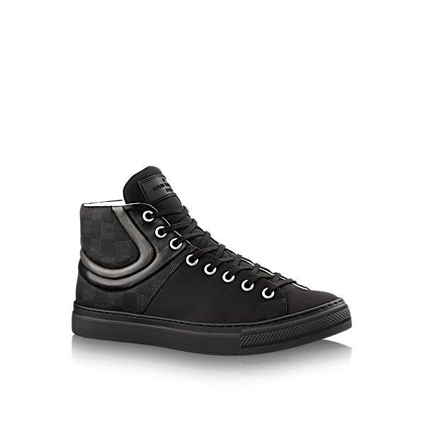 5dbae3be0585 LOUIS VUITTON Sprinter Sneaker Boot