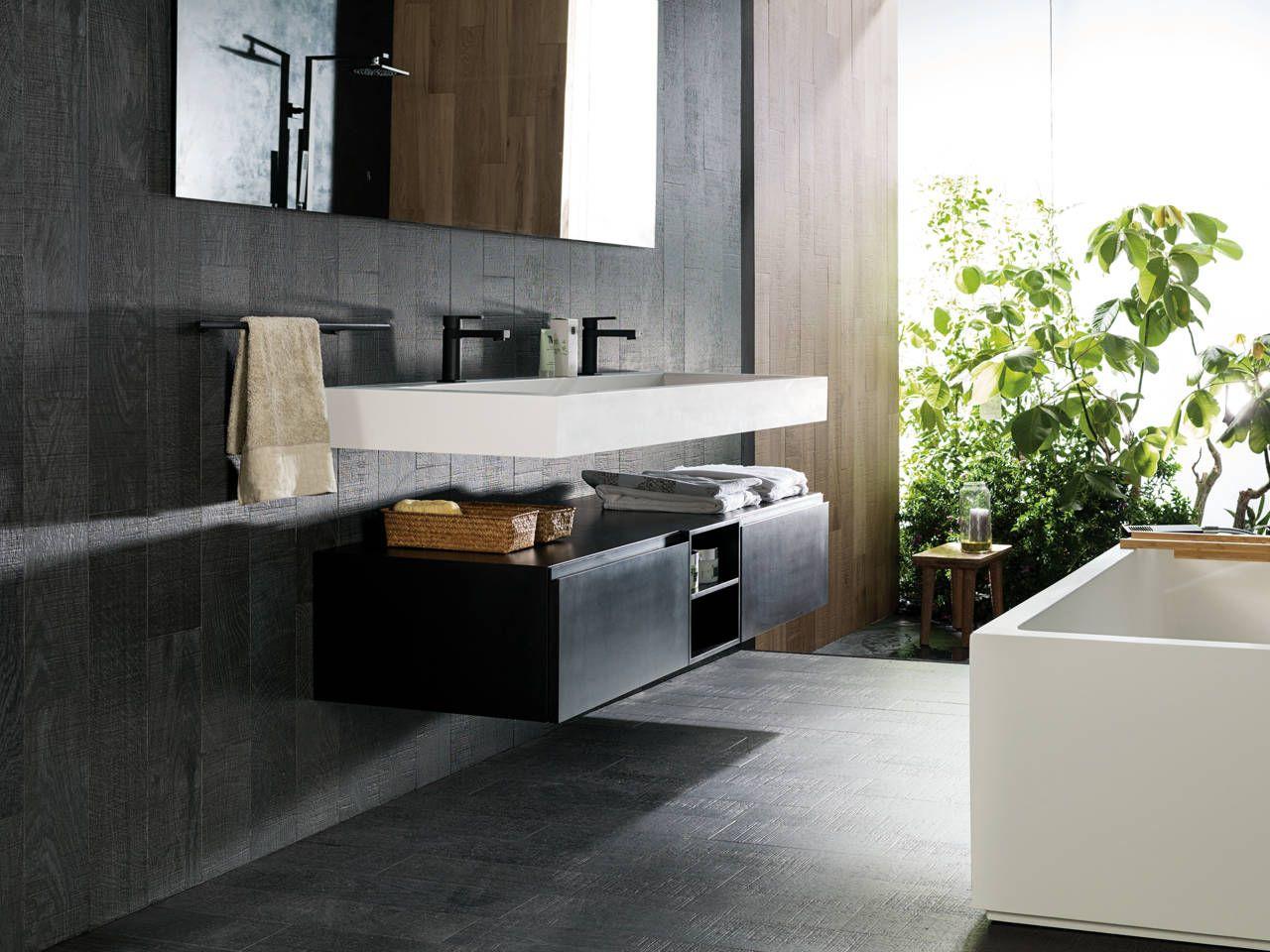 Wash basins porcelanosa grupo manufactures an extensive range of oxford antracitafloor tilesparker porcelain wood look tiles dailygadgetfo Image collections