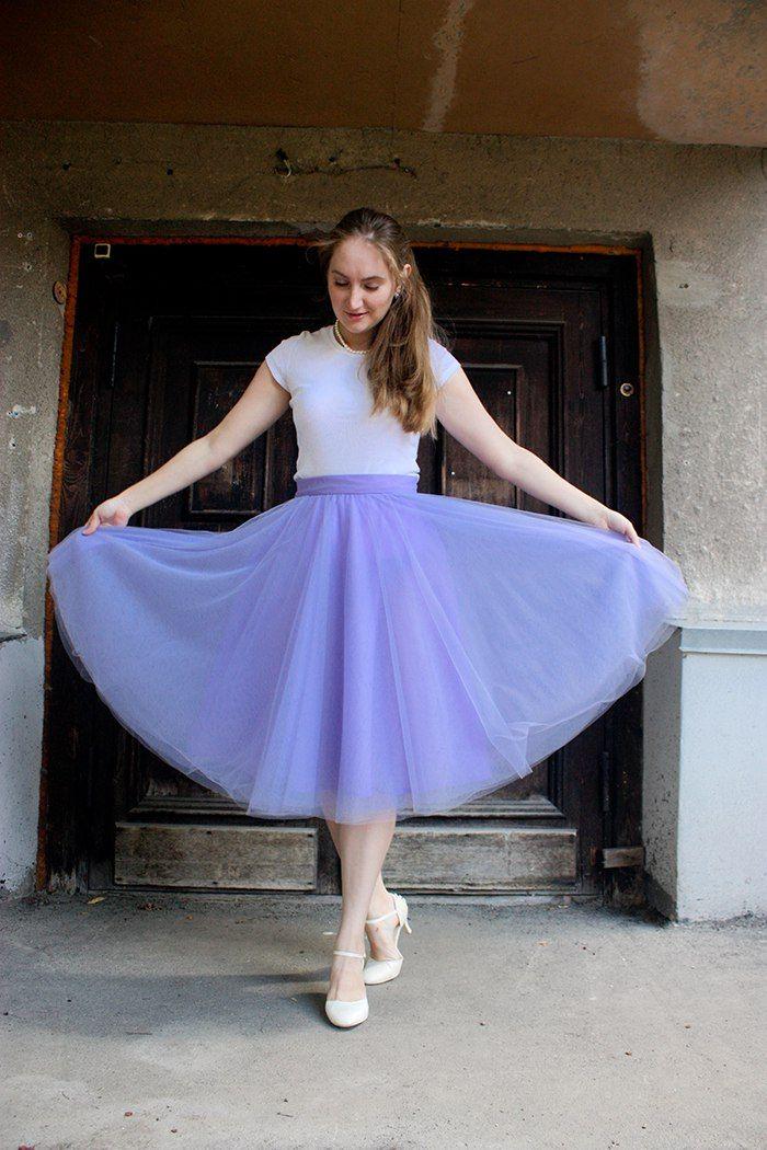 Какая юбка полнит