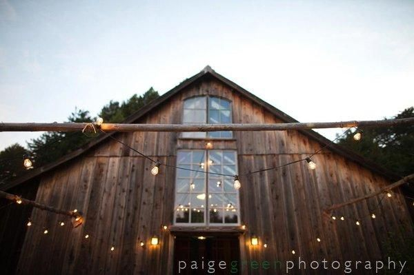 Barn Wedding At Oz Farm In Mendocino California