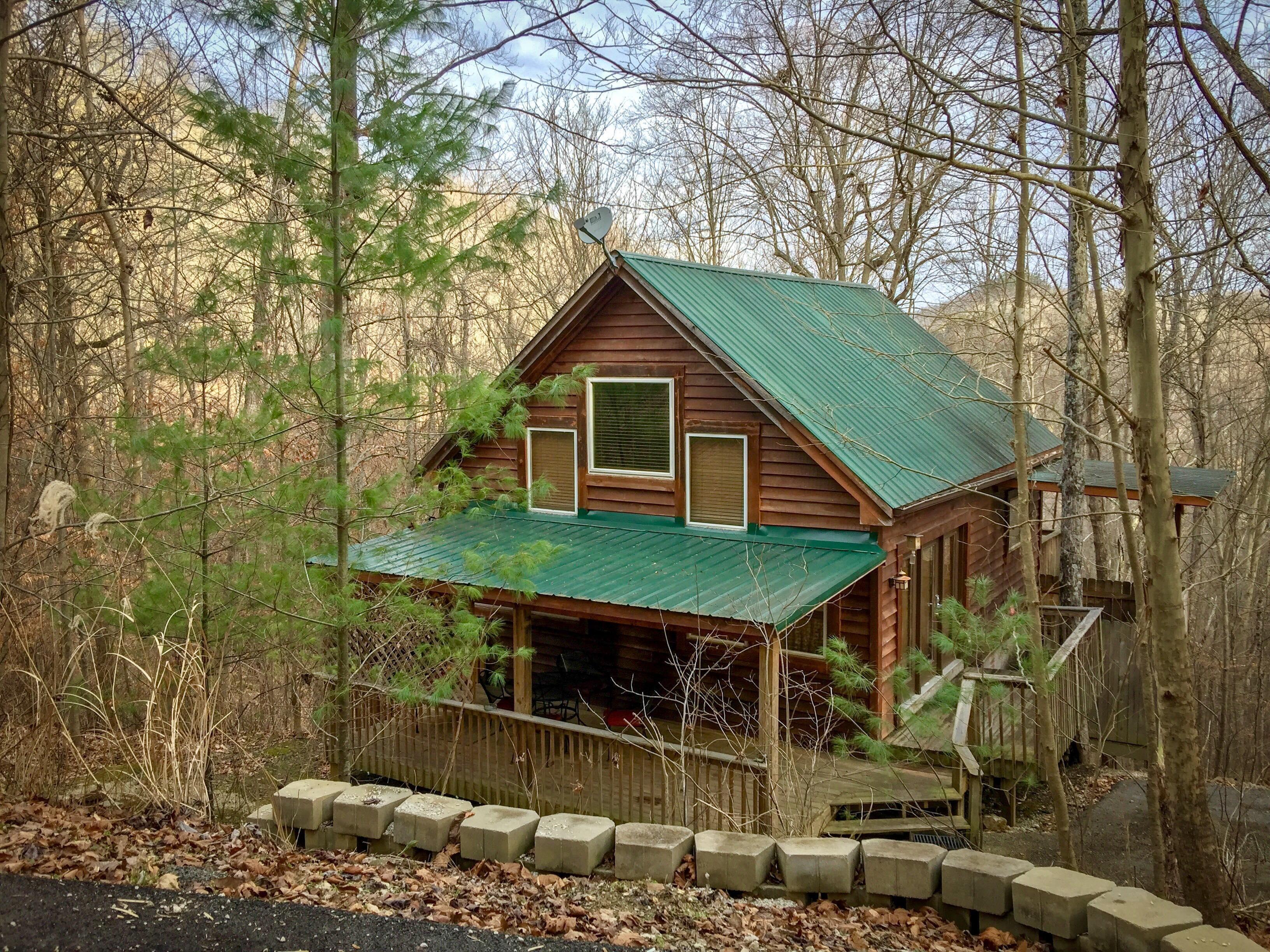 Beary cozy natural bridge cabin rental resort cabins