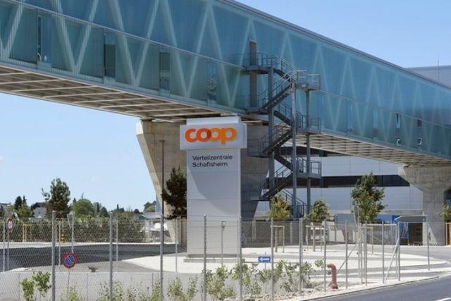 Coop met en service son nouveau centre logistique