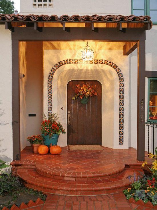 Houzz Home Design: Spanish Mission Interior Design Ideas