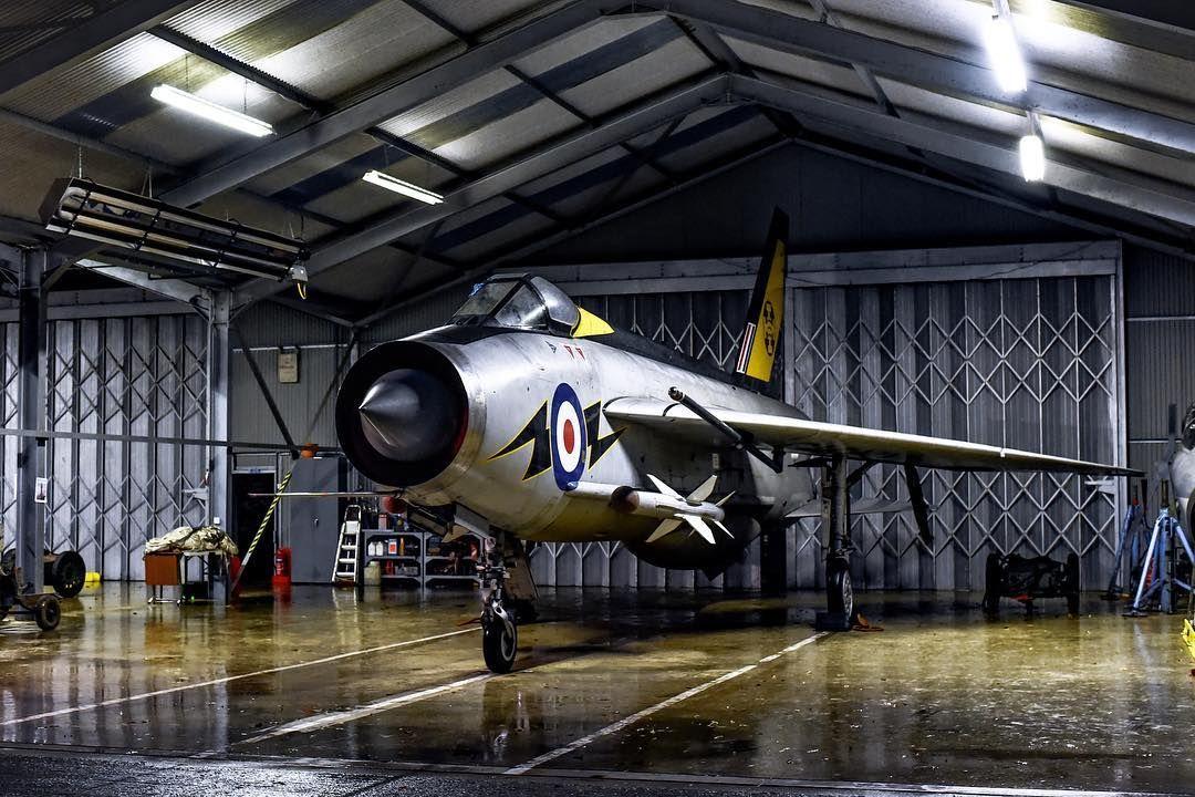 EE Lightning F.3 XR713 by bidze78 Lightning, Air force