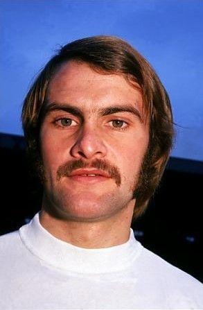 Mick Mills England 1972