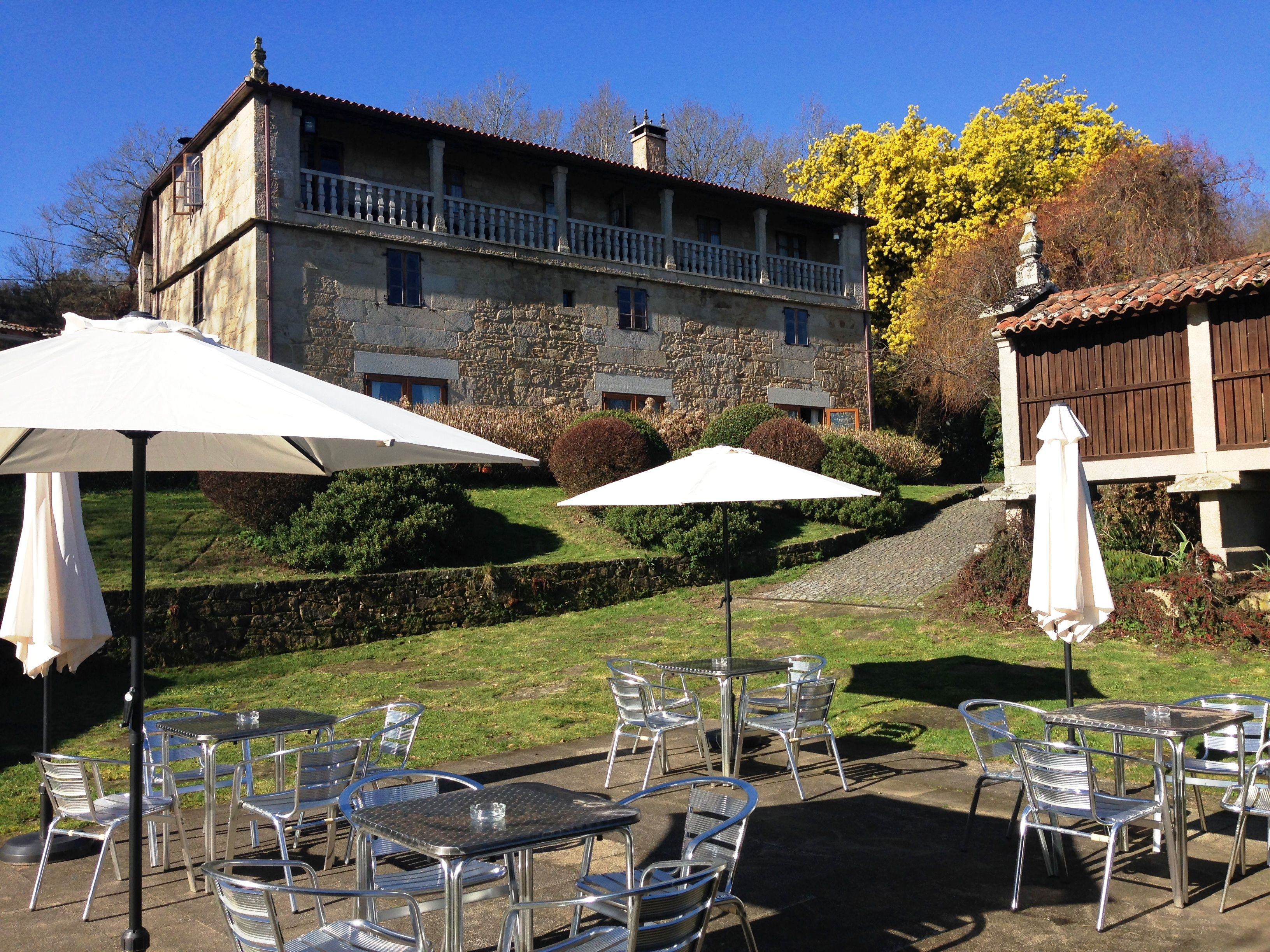 Luxury Charming Country Boutique Rural Hotel Casa Rural  ~ Cena Romantica En Santiago De Compostela