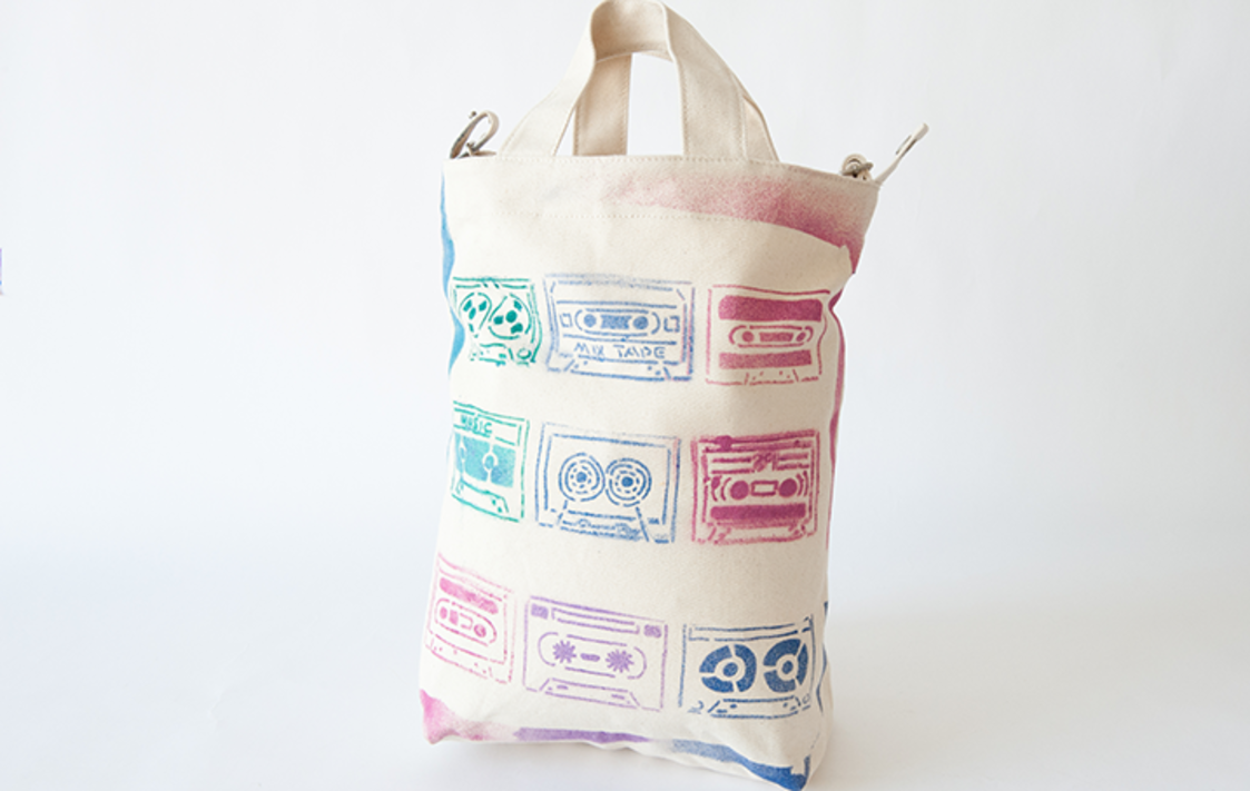 80s Throwback Bag | DIY | by Darby Smart | #fashion | love ...