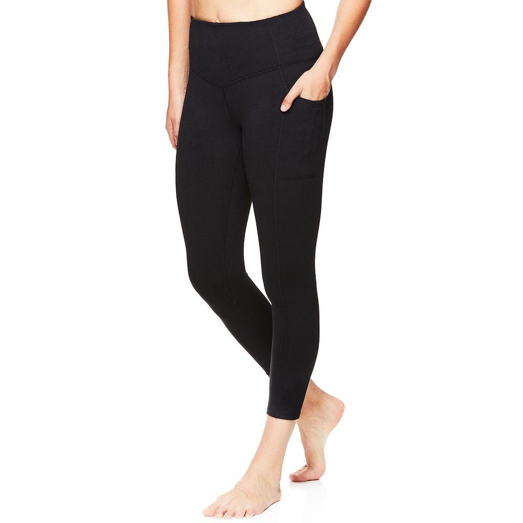 98b6d29141e68 Women's Gaiam Om Yoga High-Waisted Capri Leggings in 2019 | Products ...