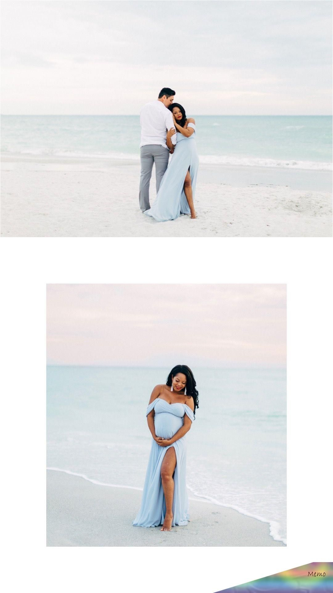 Pin by Mary Santiago on Baby ️ in 2020 | Maternity shoot beach, Maternity photography beach ...
