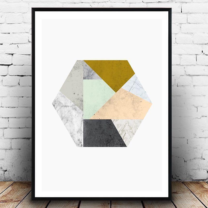 Geometric hexagon composition http://ift.tt/1jQNYrm #art #print #poster #wallart #walldecor #watercolor #absractart #abstract #geometric #geometricart #scandinaviandecor #scandinaviandesign #scandinavian #midcenturymodern #nordic #nordicdesign #homedecor #interiordesign #minimalist #simple #plakater #affiches #heminredning #modernart #painting #interiordesign #graphicdesign #graphicdesign #minimalist #hexagon by wallzilladesign