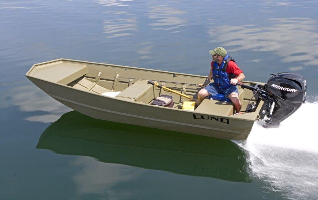 Lund boats aluminum jon boats professional grade for Jon boat bass fishing