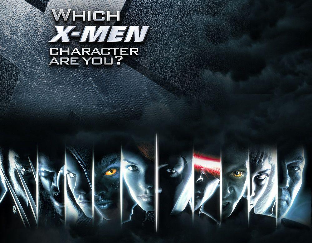 Which X Men Character Are You Superhero Quiz X Men Xmen Characters