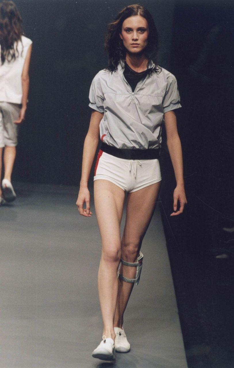 fe43570296fa SS 1999 Womenswear | fashion in 2019 | Pinterest | Prada spring ...