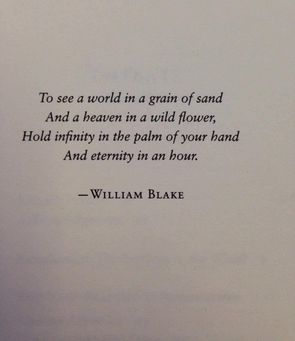 William Blake Love Quotes