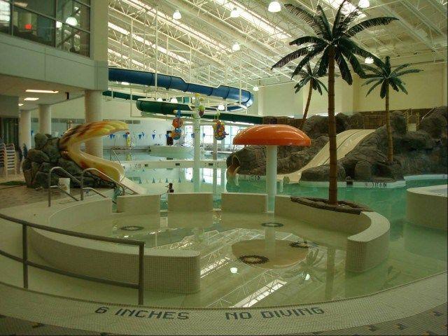 Germantown Swim Center 1 Indoor Pool Design Indoor Pool Indoor
