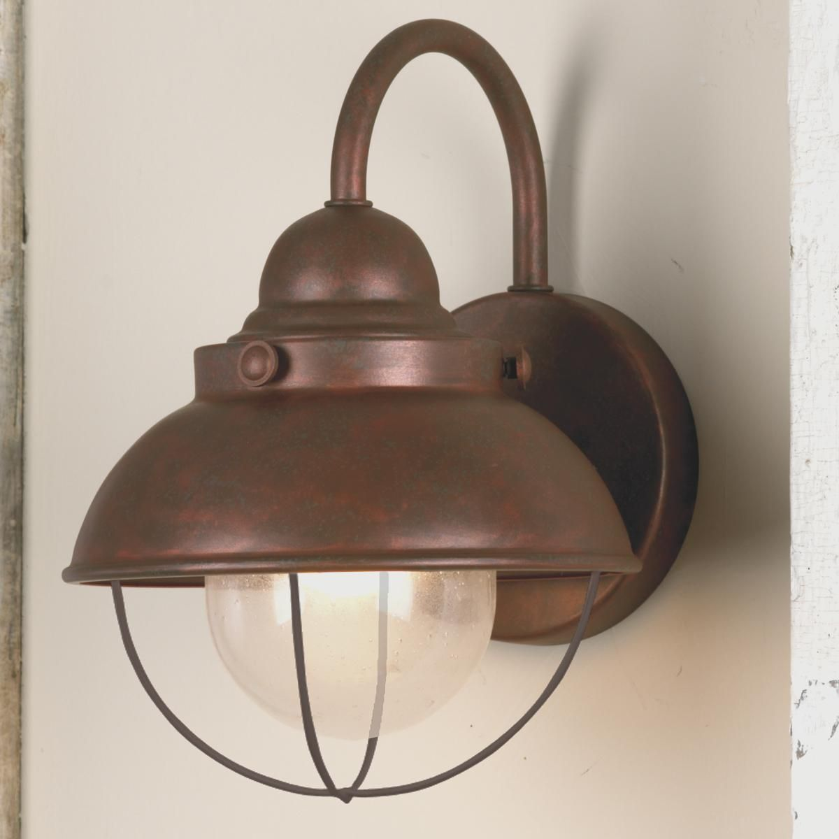 Outdoor Lighting For Beach House: Nantucket Outdoor Light - Large
