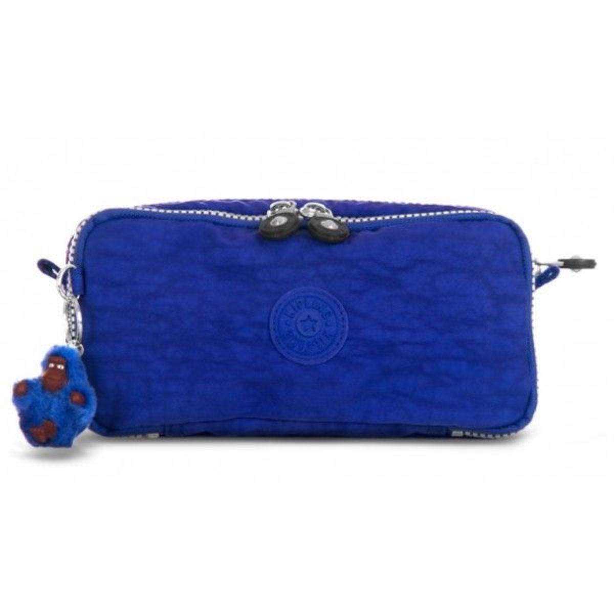 03a0bbc79 estojo azul da kipling   Purses and tote bags i like em 2019   Bags ...