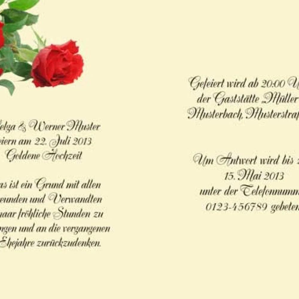 Einladungskarten Hochzeit Einladungskarten Goldene Hochzeit Online Einladungskarten Online Einladungskarten